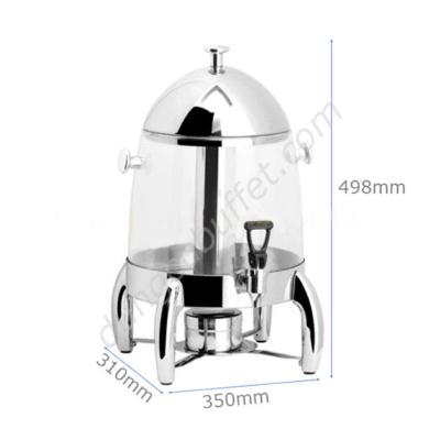 Kích thước Bình giữ lạnh nước hoa quả buffet 12 lít AT90012