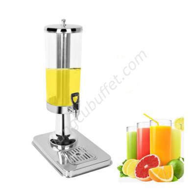 Bình đựng nước hoa quả 3 lít 1 ngăn cổ chân nhựa BC2221-1