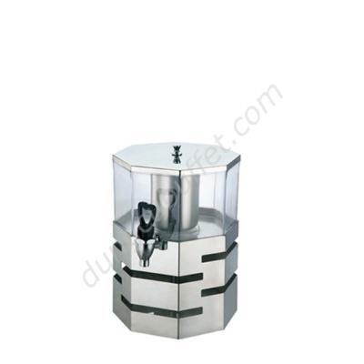 Bình đựng nước ép hoa quả 4 lít 1 lớp bát giác BC2226-1