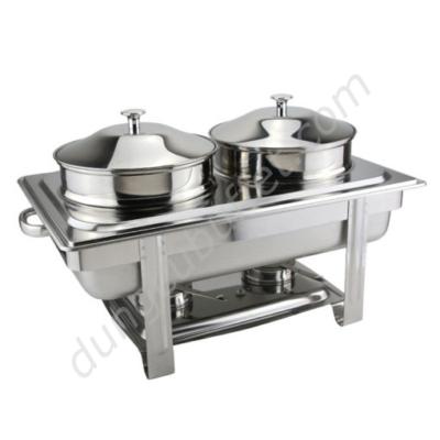 Nồi hâm soup buffet chữ nhật giá rẻ NF2111-S