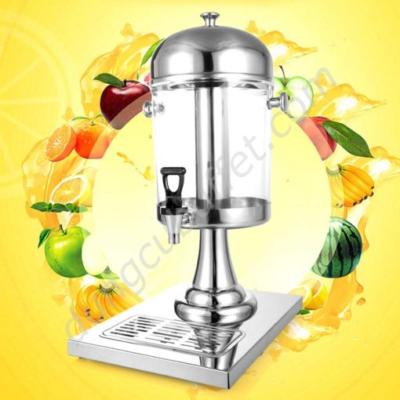 Bình giữ lạnh nước hoa quả giá rẻ 8 lít 1 ngăn BC2201-R