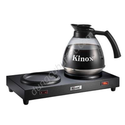 Bộ bếp cà phê và bình hâm nóng cà phê Kinox 330393