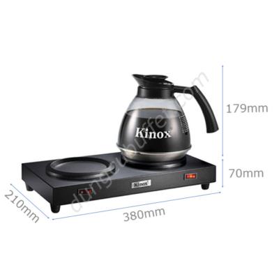 Kích thước Bộ bếp cà phê và bình hâm nóng cà phê Kinox 330393