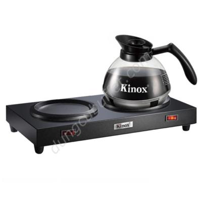 Bộ bếp cà phê và bình hâm nóng cà phê Kinox 330395