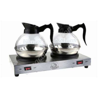 Bộ bếp hâm cafe Cheng's và bình cà phê Klnox CF23-B5