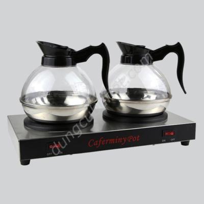 Cho thuê bộ bếp hâm nóng cà phê và bình cà phê