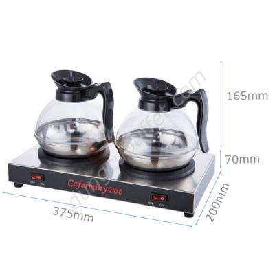 Kích thước Máy hâm nóng cà phê cafermini Pot giá rẻ CF23-B6