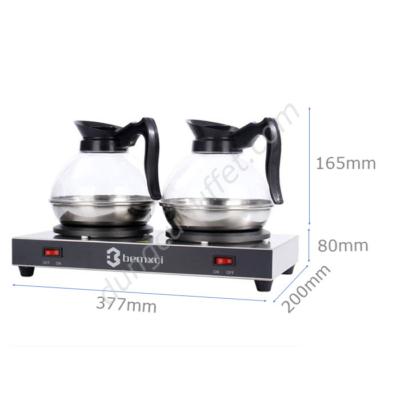 Kích thước Bộ bếp hâm cà phê Bemxci bình đựng cà phê Klnox CF23-B9