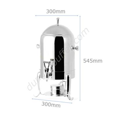 Kích thước Bình hâm cà phê dung tích 11 lít inox CF23-T11