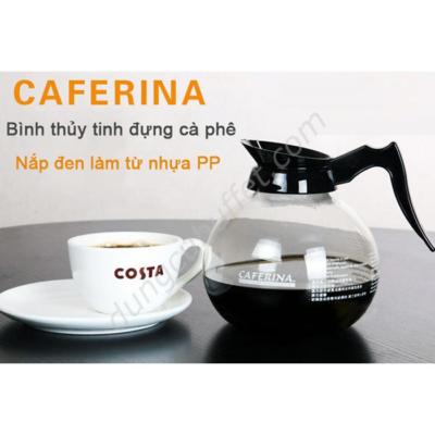 Bình thủy tinh đựng cà phê Caferina CF2305