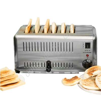 Máy nướng bánh mì sandwich Toaster 6 ngăn ETS-6