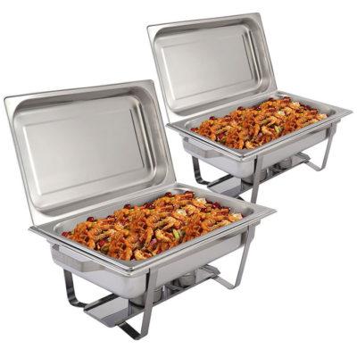 Cho thuê nồi hâm buffet 1 ngăn