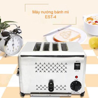 Hướng dẫn sử dụng máy nướng bánh mì sandwich 4 ngăn 6 ngăn