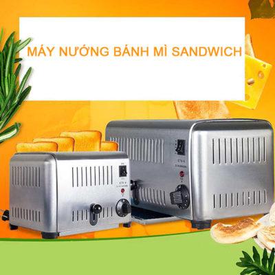 Mô tả chung về máy nướng bánh mì sandwich