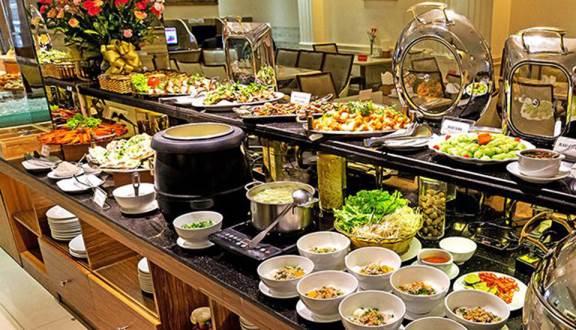 Các món buffet sáng cần thiết cho khách sạn