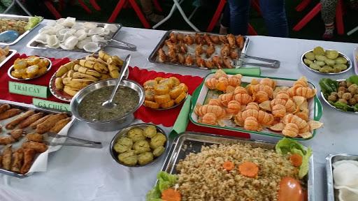 Thực đơn buffet cho trẻ mầm non tại trường