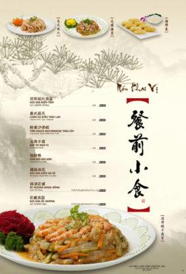 tên các món ăn Trung Quốc bằng tiếng Anh