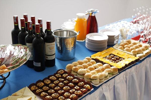 Thực đơn tiệc ngọt teabreak