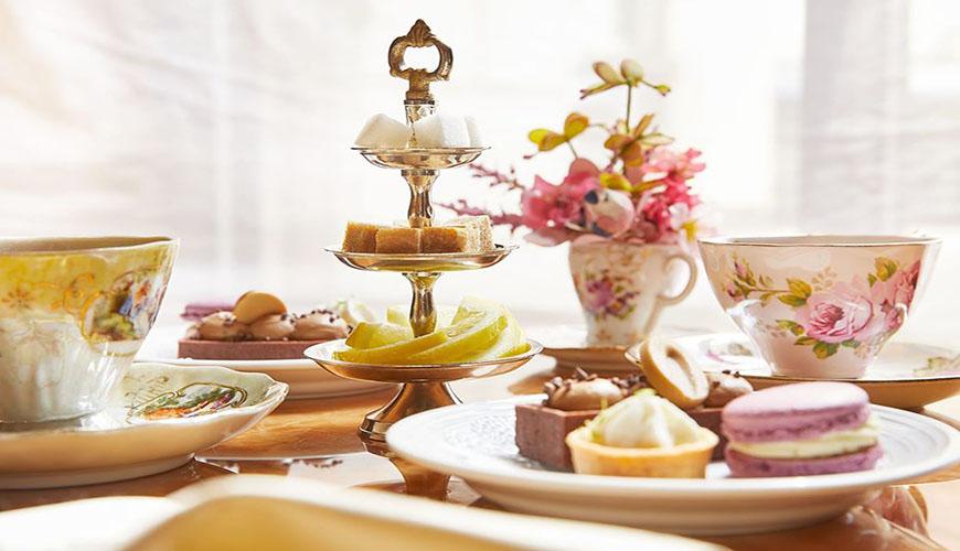 Tiệc trà teabreak